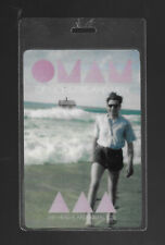 OF MONSTERS & MEN AUTHENTIC 2012 MY HEAD IS AN ANIMAL LAMINATE BACKSTAGE PASS