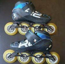 Powerslide Phuzion Radon Men 90 Fitness Inline Skates schwarz NEU 93721