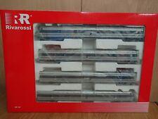 Rivarossi HRS2512 4 unit set ETR 401 Pendolino Blue/Silver FS Period IVb