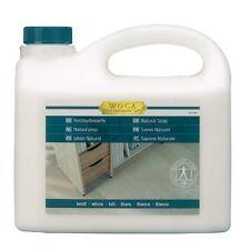 Woca Sapone Bianco 2,5l per pulizia e manutenzione di pavimento parquet oliato