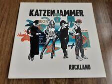 KATZENJAMMER - ROCKLAND LP 2015 BARELY PLAYED NEAR MINT