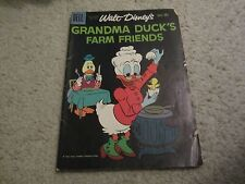 ORIGINAL WALT DISNEY'S GRANDMA DUCK'S FARM FRIENDS!!!!!! SEE MY OTHER GOLDEN AGE