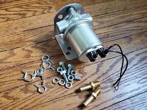 Carter Electric Fuel Pump for Weber Carburetors Fiat Alfa Romeo Ferrari Lancia