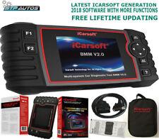 ICarsoft BMM V2.0 BMW Mini OBD2 auto diagnóstico escáner herramienta EPB BMS códigos de avería