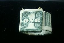 ORIGAMI RING Real $1 DOLLAR BILL HAND MADE JEWELRY