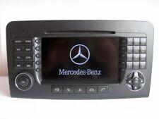 Mapa más reciente de 2017 V18!! Mercedes ML GL W164 X164 Comand APS NTG2 DVD GPS de navegación