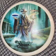 Gateway Wizard *Limited Run* Custom Michael Barnard Artwork Used Condition 8/10