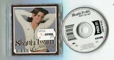 Shania Twain - 3-INCH cd-single PARTY FOR TWO Pop + Country Version