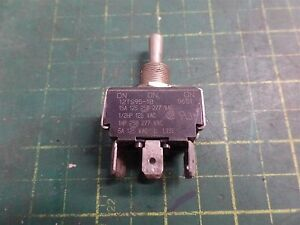 GENUINE GROVE MANLIFT PARTS 7872000473 TOGGLE SWITCH ASSEMBLY, NIB, N.O.S