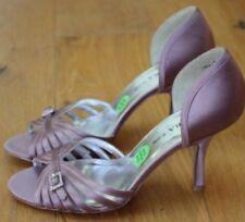 Dune Stiletto Satin Court Heels for Women