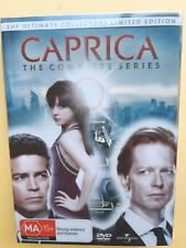 Caprica - The Complete Series [ 6 DVD Set ] LIKE NEW, Region 4, FREE Fast Post