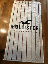 "Hollister California Beach Towel 61""x 31"" by Abercrombie Fitch"