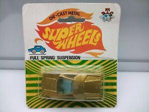 Tins Toys Hong Kong - T217 - 1969 Abarth 2000 - Gold??? - Model Car