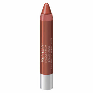 RRP £7.99 SEALED Revlon Lacquer Balm Shade 140 coy (bronze copper) lip stain