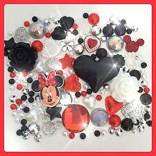 Disney minnie mouse thème planar résine cabochons, perles & pierres précieuses pour l'artisanat #2