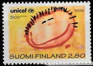 Finland postfris 1996 MNH 1331 - Unicef 50 Jaar