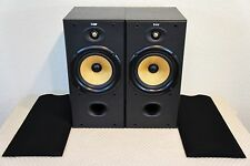 B&W - BOWERS AND WILKINS 602 SERIES I BOOKSHELF SPEAKERS