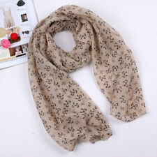 SILK BLENDED SCARF 60 INCHS LONG BY 28 INCHS WIDE