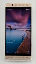 New listing Zte Axon 7 Mini 4G Lte 32Gb Android Smartphone Unlocked Gold Fair Shape