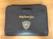 HOG HARLEY OWNERS GROUP PRIMARY OFFICER TRAINING Bag Case - HARLEY-DAVIDSON BAG