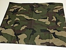 "Home Trends Kids (1) Standard Size Pillow Sham 20x 26"" Camouflage Cotton Blend"