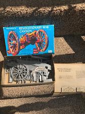 Palmers Revolutionary War Cannon