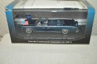 VOITURE LINCOLN CONTINENTAL LIMOUSINE SS-100-X 1/43 ASSASSINAT KENNEDY 1963 NEUF