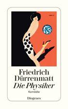 Die Physiker ~ Friedrich Dürrenmatt ~  9783257230475