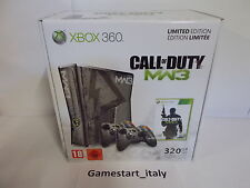 CONSOLE XBOX 360 - CALL OF DUTY MW3 LIMITED EDITION - PAL VERSION - BRAND NEW