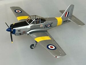 Percival Provost T.1, 1/72, built & finished for display, fine, airbrushed
