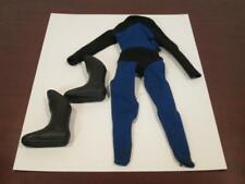 1967 CAPTAIN ACTION THE AMAZING 9-IN-1 SUPER HERO FIGURE OUTFIT & BOOTS