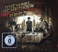 Michael Schenker Fest – Resurrection   - CD+DVD NEU