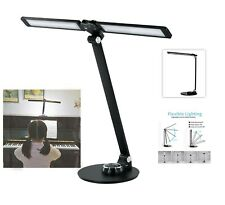 Dimmable Piano/Desk Lamp Foldable LED Bright Table Reading Light