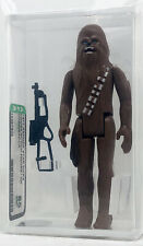 Kenner Star Wars Chewbacca HK AFA 85 loose vintage NEW CASE STYLE