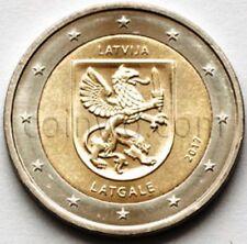Latvia 2 euro 2017 Latgale (#3343)