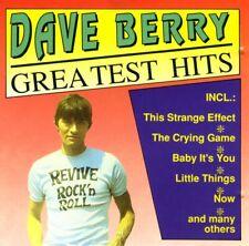 Dave Berry - Greatest Hits ° CD-Album von 1990 ° WIE NEU °