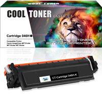 1 Pack Black Toner for Canon 046H 046 HK ImageClass MF733Cdw MF731Cdw LBP654Cdw