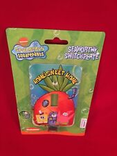 Spongebob Squarepants Seaworthy Home Sweet Home Light Switch Cover Nickelodeon