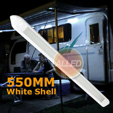 12v LED Awning Light Camping Lamp Cool White Boat Marine Caravan Jayco Roof RV