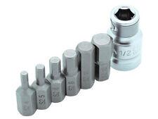 YATO Sechskant- & Innensechskant-Schraubenschlüssel für Heimwerker mit 10 mm