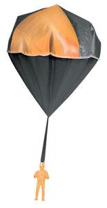 Aeromax 2000 Glow in the Dark Tangle Free Bright Neon Toy Parachute