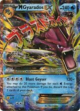 Pokemon Card XY BREAKpoint M Gyarados EX Ultra Rare Card 27/122 MINT