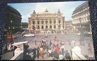 France Paris La Place de l'Opera - posted