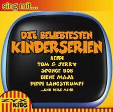 Sing mit die Beliebtesten Kinderserien HEIDI TOM & JERRY SPONGE BOB BIENE MAJA