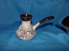 Ceramic Turkish Coffee Maker Porcelain Cezve Pot Pitcher