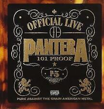 Official Live-101proof von Pantera (2012)