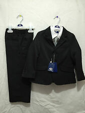 Baby Boys Size 9 to 12 Months Duck & Dodge 4 Piece Formal Suit Set