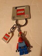 LEGO Spacesuit Spongebob Mr Krabs Key Chain 851853 New w/tag Minifig Fugure
