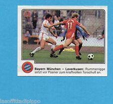 GERMANIA FUSSBALL 80-PANINI-Figurina n.244- FC BAYERN MUNCHEN -Rec