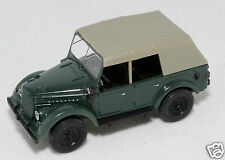 Nash Avtoprom 1/43 diecast soviet russian military car GAZ 69 A green USSR CCCP